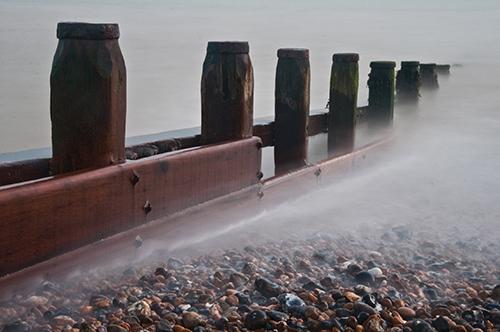 beach-groyne