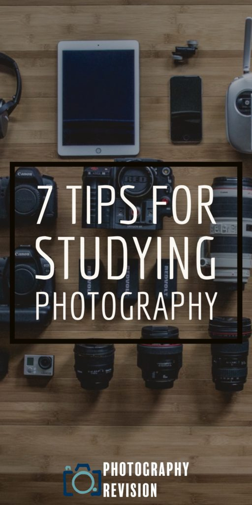 7 tips for studying photography