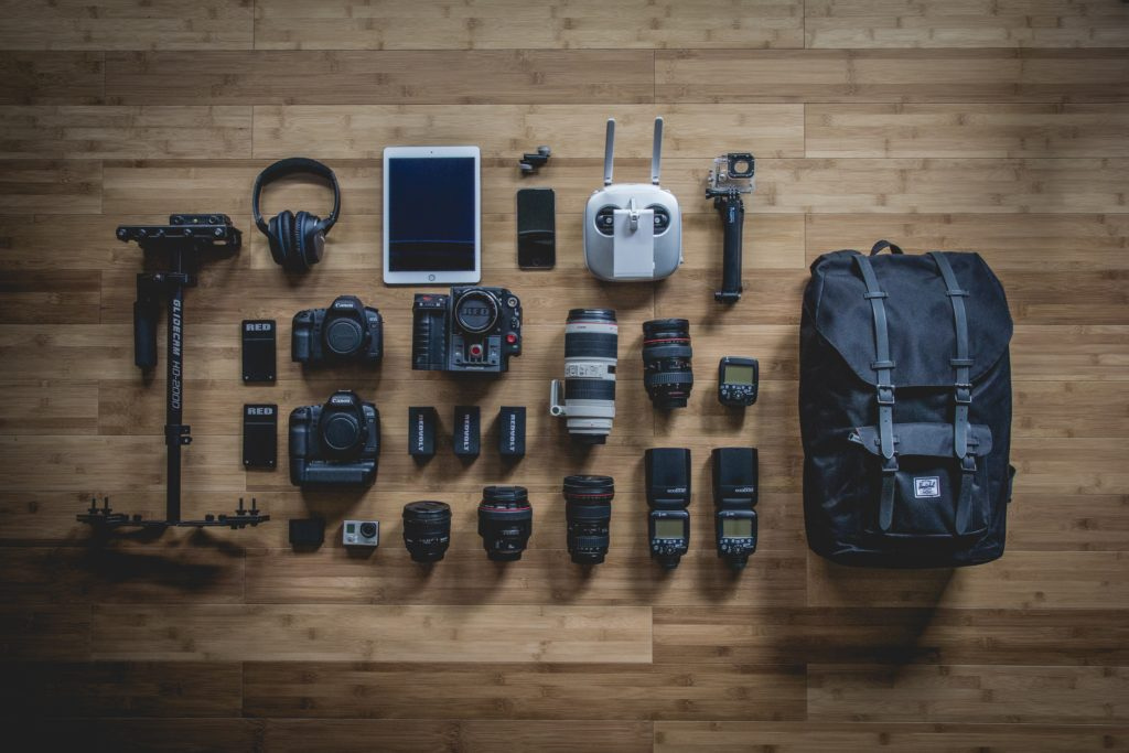 Photography equipment - Tips for Studying Photography