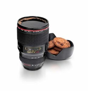 Lens Mug - Top Photography Gifts of 2018