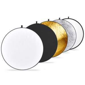 Portable 5 in 1 Light Reflector - Top Photography Gifts of 2018
